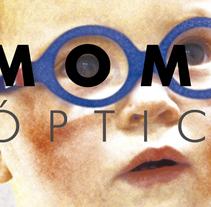 MOMA Optical. Um projeto de Design, Ilustração, Publicidade, Fotografia, Direção de arte, Br, ing e Identidade e Design gráfico de Carlos Parra Ruiz - 27-05-2014