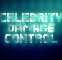 ¨Celebrity Damage Control¨(ReelzChannel) . A Design, Illustration, Motion Graphics, Film, Video, TV, Animation, Art Direction, Br, ing, Identit, and Post-Production project by Gloria Peiró Pérez         - 14.05.2014