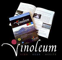 Libro Vinoleum. Un proyecto de Diseño editorial y Diseño gráfico de Alejandro Sáez (TLM)         - 29.06.2006