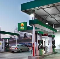 Petro Low Cost. Um projeto de Design gráfico de Xavi Riera Corbera         - 16.05.2012