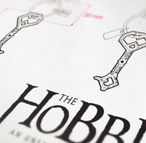 "Llaveros ""El Hobbit"". A Art Direction, and Product Design project by Olivier Fritsch - 18-06-2012"