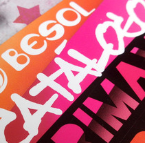 EDITORIAL / CATÁLOGOS BESOL. A Design, Br, ing, Identit, and Editorial Design project by Lucía Ronderos - 28-02-2013