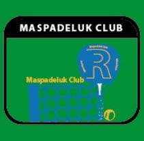 Maspadelukclub.co.uk. A Br, ing&Identit project by Antonio  Velasco Treviño         - 03.06.2014