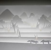 Bosque y Ciudad. Un proyecto de Ilustración y Diseño editorial de Marina Hdez Ávila - 06-07-2014
