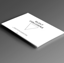 Programa de mano para ballet. Um projeto de Design editorial de MONTSE TORRES SÁNCHEZ - 03-06-2014