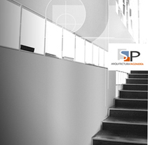 SP Arquitectura. Un proyecto de Diseño, Br, ing e Identidad y Diseño gráfico de Alex Fernández - 30-11-2010