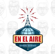 En el Aire. A Illustration project by Alejo Malia         - 05.06.2014