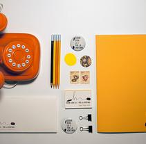 """Branding """"Echar echa la H por la ventana"""". Un proyecto de Diseño, Dirección de arte, Br e ing e Identidad de Sr. Brightside         - 05.06.2014"""