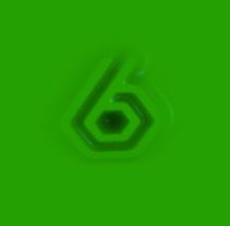 Bumper La Sexta.. Un proyecto de Diseño, Motion Graphics, Animación, Dirección de arte y Diseño gráfico de Álvaro Melgosa         - 06.06.2014