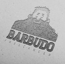 Identidad - Barbudo. A Br, ing&Identit project by Alejandro Bernatzky         - 08.06.2014