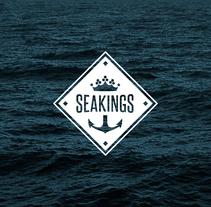 Seakings. Un proyecto de Br, ing e Identidad, Diseño gráfico y Packaging de Wild Wild Web  - 12-06-2014