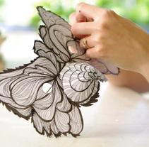 Personalizando la mascara. Um projeto de Design, Ilustração e Design gráfico de Elvira Rojas         - 15.06.2014