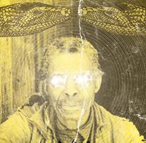 NO OMEGA + WAKE THE DEAD + BLANK PAGES + AKS | poster. Un proyecto de Diseño, Ilustración, Publicidad y Diseño gráfico de alejandro escrich - 13-10-2013