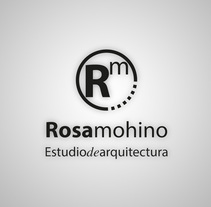 Logo e identidad corporativa Rosa Mohino arquitecta.. A Br, ing&Identit project by MIGUEL ANGEL  PARREÑO BARRAGAN         - 23.06.2014