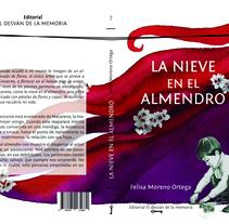 """""""La nieve en el almendro"""" de Felisa Moreno Ortega. A Illustration project by Rocío de la Sal         - 08.09.2013"""