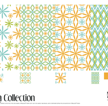 Nama Collection , Estampado textil y de superficie. A Design, Fashion&Interior Design project by Cristina Ferrer         - 30.06.2014