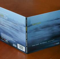Diseño, maquetación de CD y art work. Um projeto de Design e Direção de arte de José Luis Ferrando Viñola         - 29.09.2013