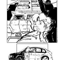 Comic SmokZomby. A Illustration project by DAVID GIMENEZ RANEA         - 31.12.2013