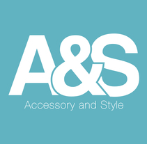 A&S Accessory and Style. A Illustration, Br, ing, Identit, and Graphic Design project by Jonathan Tiburcio Garcia         - 13.07.2014