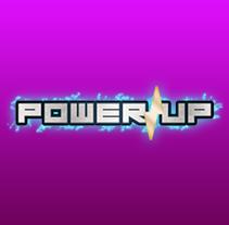 Microsite Power Up. A Interactive Design, Web Design, and Web Development project by Eduardo Ortega         - 04.04.2012