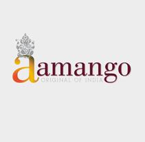 Identidad gràfica Aamango. Um projeto de Design de produtos de Xavi Riera Corbera         - 30.04.2013