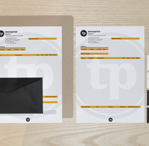 Tecnoprint. Um projeto de Br e ing e Identidade de La Cova Studio         - 12.08.2014
