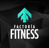 Branding Factoría Fitness. Um projeto de Br, ing e Identidade e Design gráfico de Mokaps          - 26.04.2014