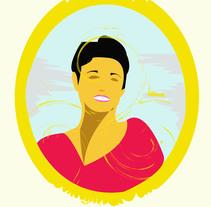 Día de la Madre. Un proyecto de Diseño gráfico de María Gigante Caraballo         - 01.09.2014
