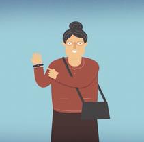 Ictus: Prevenirlo está en tus manos. A Animation, Film, Video, TV&Illustration project by XELSON  - Sep 04 2014 12:00 AM