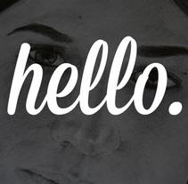 Hello.. Um projeto de Ilustração e Artes plásticas de Eneri Mateos         - 03.09.2014