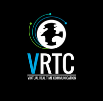 Logotipo VRTC. A Br, ing, Identit, and Graphic Design project by Marta Solis         - 03.09.2014