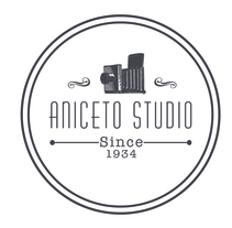 Logotipo Aniceto Studio Photography. A Design, Br, ing&Identit project by Eva         - 11.09.2014