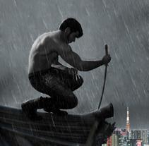Wolverine. Un proyecto de Diseño de Iris Gómez         - 12.09.2014