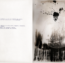 El corazón delator, ilustraciones abstractas. A Illustration, and Painting project by Yelena Sayko - 14-05-2013