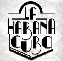 D´ mi cuba. A Design, Illustration, Br, ing, Identit, Film Title Design, Graphic Design, T, and pograph project by Ernesto Anton Peña         - 16.09.2014