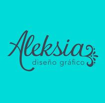 Aleksia. A Design, Br, ing&Identit project by Alejandra  Alfonso         - 17.09.2014
