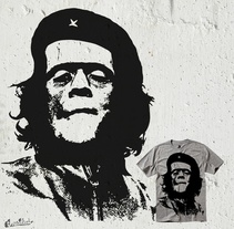 Che Frank. A Design project by Alejandro  - 17-09-2014