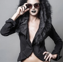 Fashion 1. A Photograph, and Post-Production project by Platty  García         - 20.09.2014