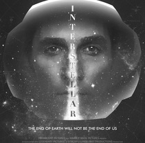 Interstellar. A Illustration, Film, Video, TV, and Art Direction project by Laura Racero         - 21.09.2014