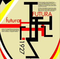 Composiciones Tipograficas. A Graphic Design project by Núria   Zapatero Sánchez         - 23.09.2014