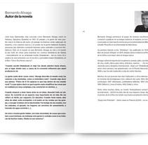 Bi Anai. Um projeto de Design editorial de Porelamordedios - 15-09-2014