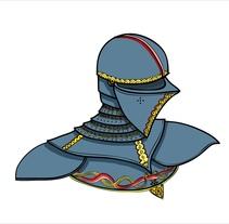 Historia de la Nobleza en llamas. A Illustration, and Character Design project by Oliver Añón Lema         - 29.09.2014