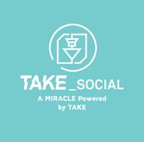 MIRACLE TAKE_Social. Um projeto de Informática, Direção de arte e Web design de carolina rivera párraga         - 03.08.2014