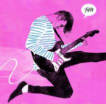 7.000. Un proyecto de Ilustración de Oscar Giménez - Jueves, 09 de octubre de 2014 00:00:00 +0200