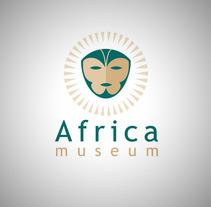 Africa Museum Logo. Un proyecto de Diseño gráfico de FRANCISCO POYATOS JIMENEZ         - 29.02.2004