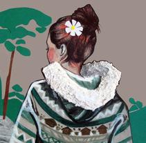 EL OTOÑO HA DESAPARECIDO. Exposicion colectiva.2013. A Illustration, Fine Art, and Painting project by PEPITA RAMIREZ RODRIGUEZ         - 30.11.2013