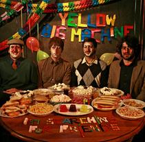 Yellow Big Machine. Un proyecto de Diseño, Música, Audio y Fotografía de Curruscu  - 13-10-2014
