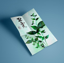 Láminas orientales (II). Un proyecto de Diseño gráfico de Juan José Barceló - 15-10-2014