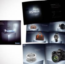 MICHELIN. Um projeto de Design, Fotografia e Direção de arte de Chang Hyon Lee         - 17.10.2014