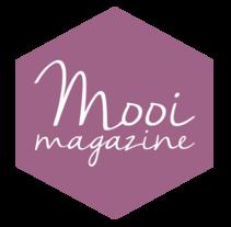 Mooi Magazine. Um projeto de Design, Br, ing e Identidade e Design gráfico de Nerea Gutiérrez         - 19.10.2014